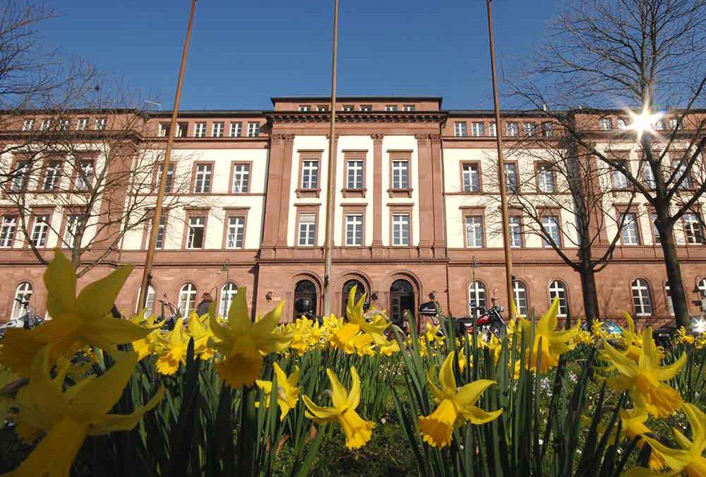 Amts- & Landgericht, Darmstadt