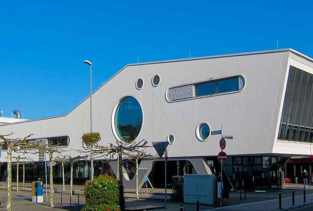 Medienschiff, Rathaus, Weiterstadt