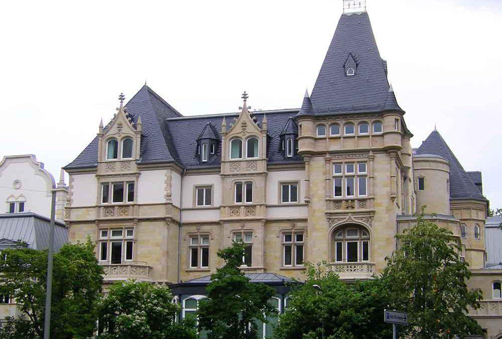 Hotel Villa Kennedy, Frankfurt